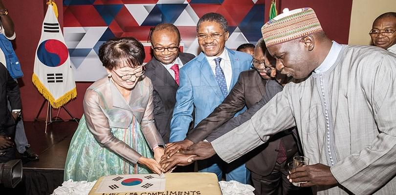 Image : Cameroun-Corée du Sud: l'humain au coeur de la relation bilatérale