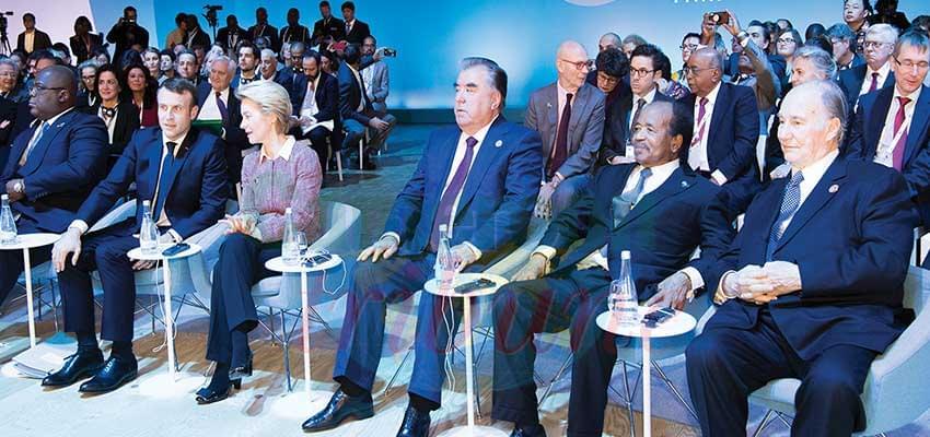 2e Forum sur la paix : Paris propose un nouveau multilatéralisme