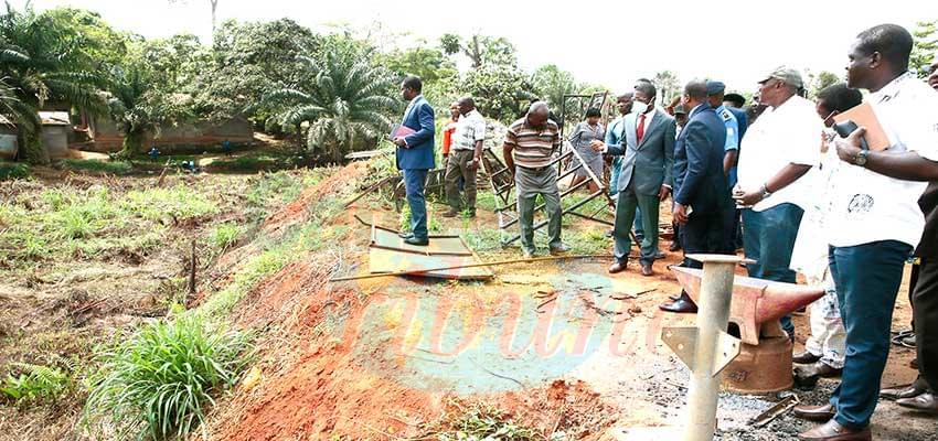 Occupation des zones marecageuses : l'ultimatum du maire de Yaoundé