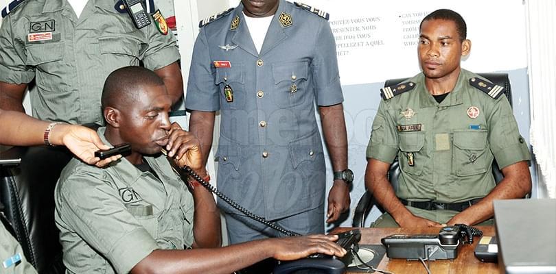 Image : Gendarmerie nationale: le «1501» pour dénoncer les abus