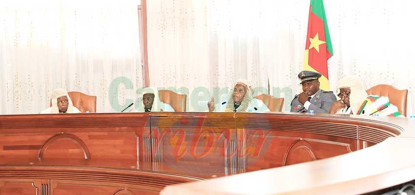 Constitutional Council : Most Petitions Rejected