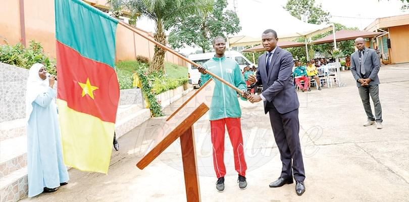 Image : Youth Olympic Games: Team Cameroon Leaves For Buenos Aires