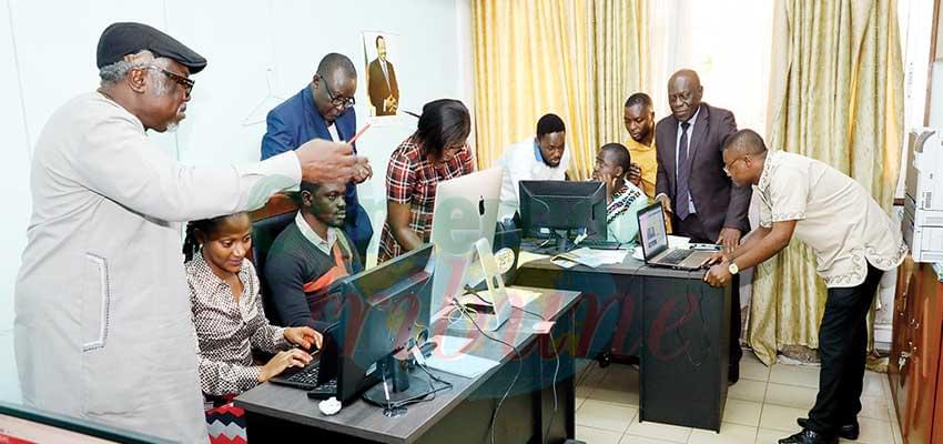 Coulisses : Inside « Cameroon Insider »