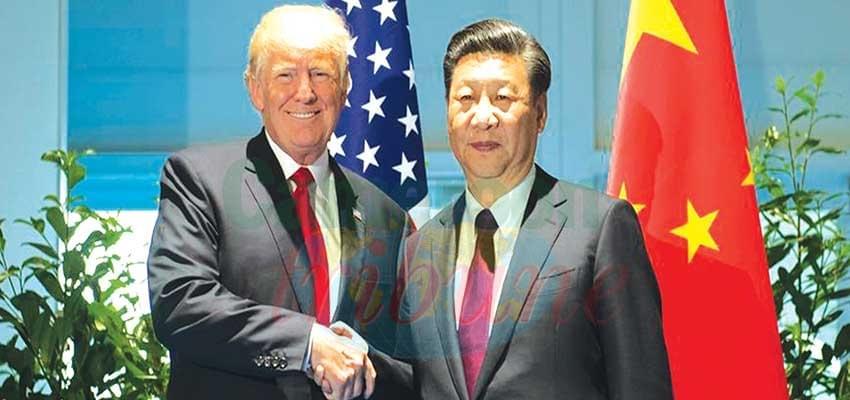 Image : Etats-Unis-Chine: La guerre commerciale attenuée