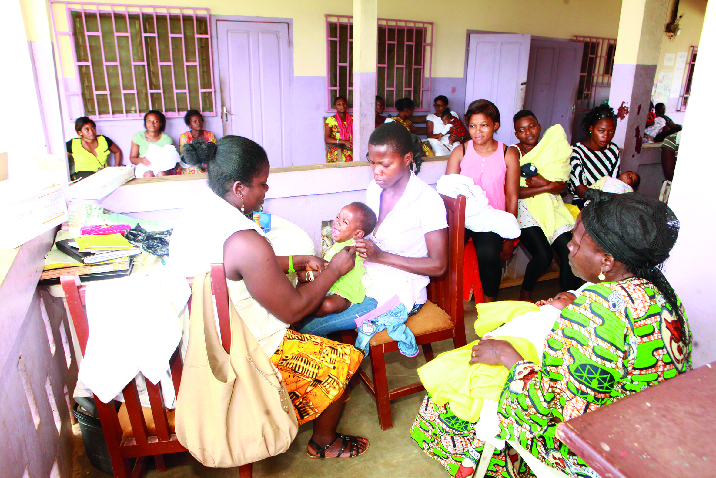 Image : Universal Health Coverage: Inspiring Vision Steadily Taking Shape