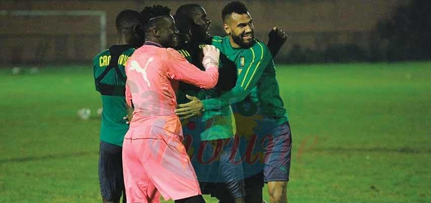 Image : Maroc-Cameroun: bataille de leadership