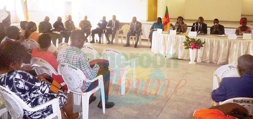Youth Day Celebrations : Preparations Underway in Douala