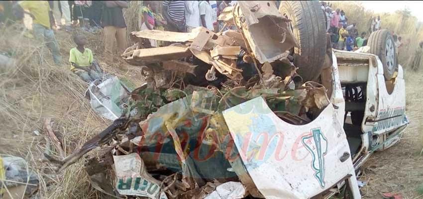 Image : Adamaoua : 23 morts dans un accident