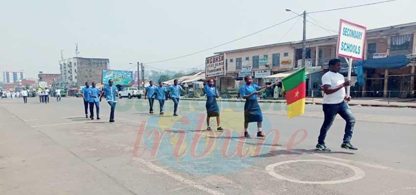Bamenda/Santa :  53rd youth day celebrated