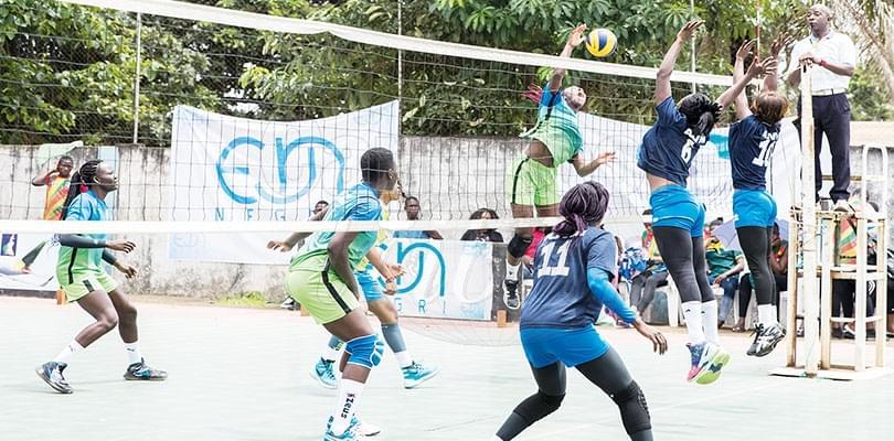 Image : Volley-ball féminin: un Final Six inachevé