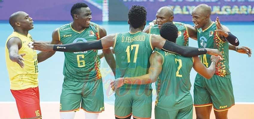 Image : Eliminatoires J.O. de volley-ball: le Cameroun désormais fixé