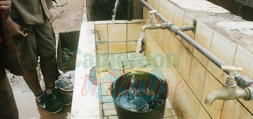 Le service de l'eau potable devrait aller en s'améliorant.