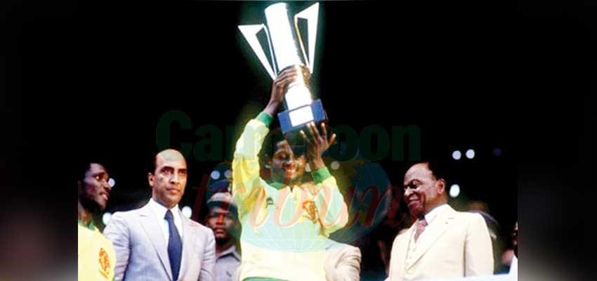 Victoire à la CAN 1984 : la première sensation