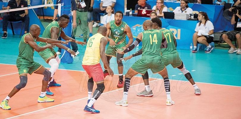Image : Championnat du monde de volley-ball messieurs: Australie-Cameroun cet après-midi