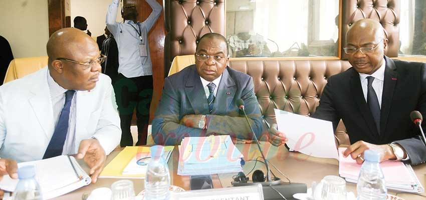 Ministry Of Finance : Budgetary Allocations At FCFA 56 Billion