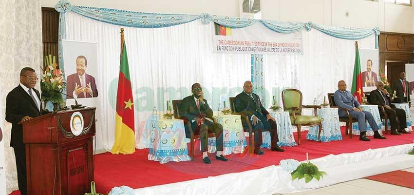 Fonction publique camerounaise : les sentiers de la modernisation