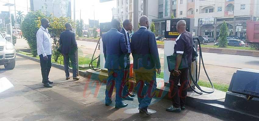 Respect des prix des hydrocarbures: le Mincommerce dans les stations-service