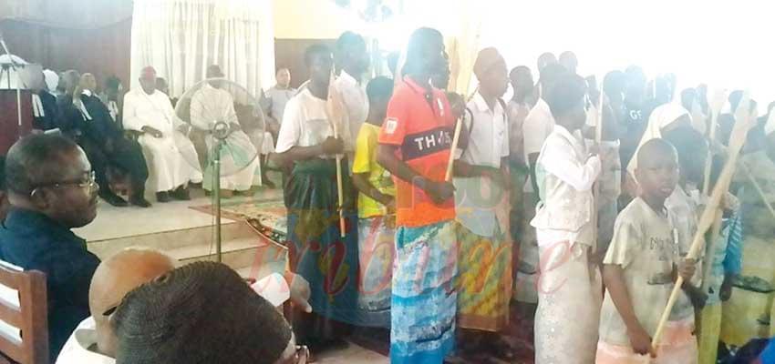 Douala : en communion