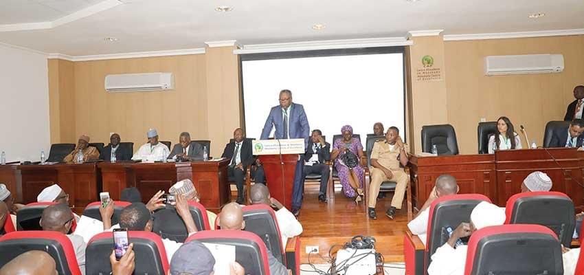 Fecafoot: les adieux du Comité de normalisation