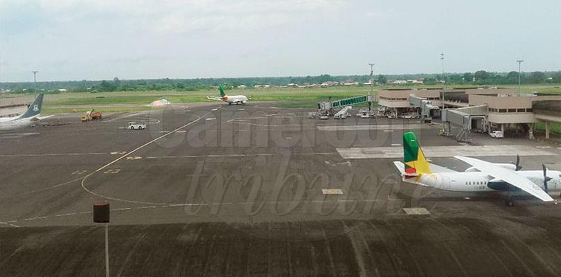 Image : Aéroport internationale de Douala: la cure de modernité