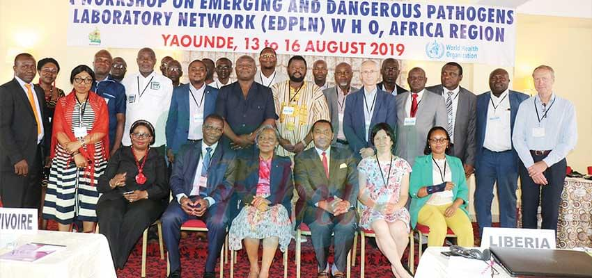 Managing Dangerous Pathogens  : African Lab Technicians Enhance Capacity