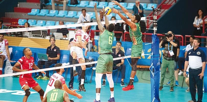 Image : Mondial de volley-ball messieurs: le Cameroun domine la Tunisie