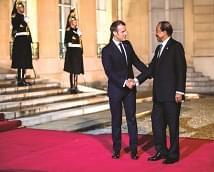 Paris Peace Forum Opens : President Paul Biya Takes Active Part