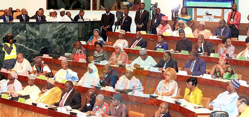National Assembly : Elected MPs Receive Attributes Today