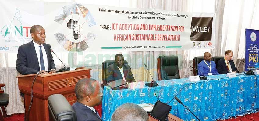 Digital Transformation : Experts Brainstorm On Africa's Development