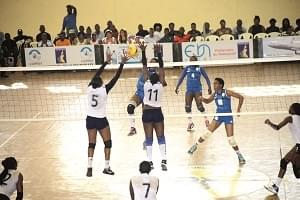 Image : Volley-ball féminin: place au Final Six