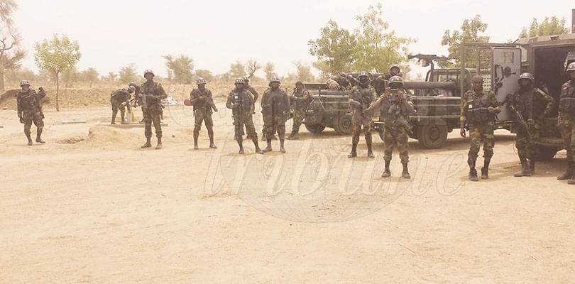Éradication des menaces terroristes: urgence signalée