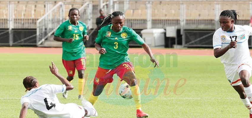 Une domination à confirmer dans quatre jours à Kinshasa.