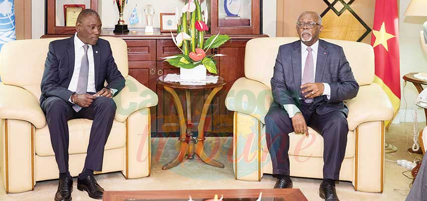 Cameroon-UNFPA Relations:Development, Humanitarian Affairs Discussed