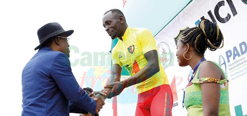 Cycling Tour of Cameroon: Kamzong Abossolo Takes the Lead