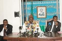 Image : Traitement de l'information post-électorale «Le gouvernement dénonce le parti pris de RFI»