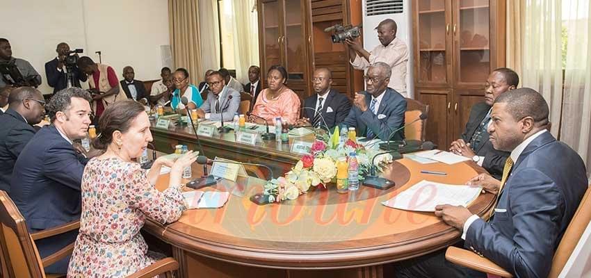 Image : Corridor Douala-Ndjamena: l'appui de la Banque mondiale