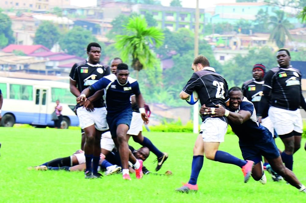 Image : Rugby Championship: Addax Douala Emerges Winner