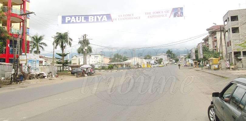 Image : Security Situation: Buea Overcomes Fear