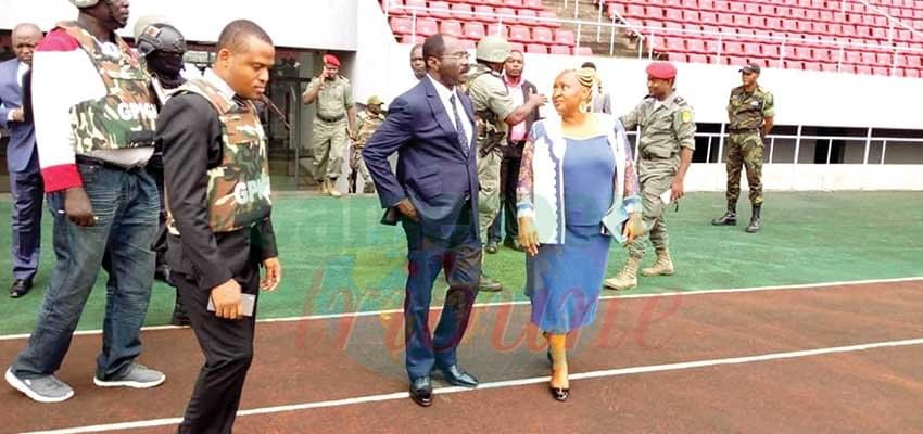 Limbe: Minister Inspects Sport Infrastructure