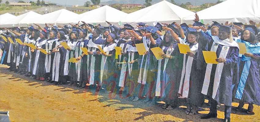 University of Bamenda : Over 5,800 Received Diplomas