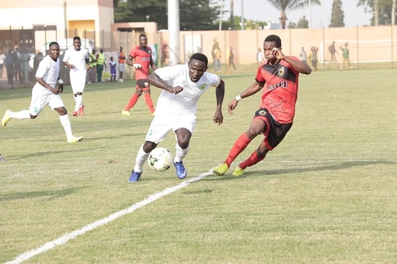 Image : Ligue des champions CAF: Coton Sport qualifié