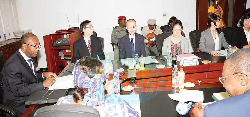 Business Management: Cameroon To Learn Japanese Models