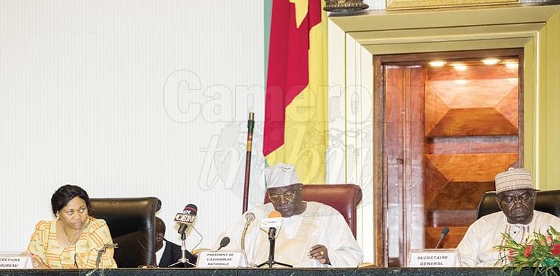 Image : Assemblée nationale: quatre projets de loi déposés