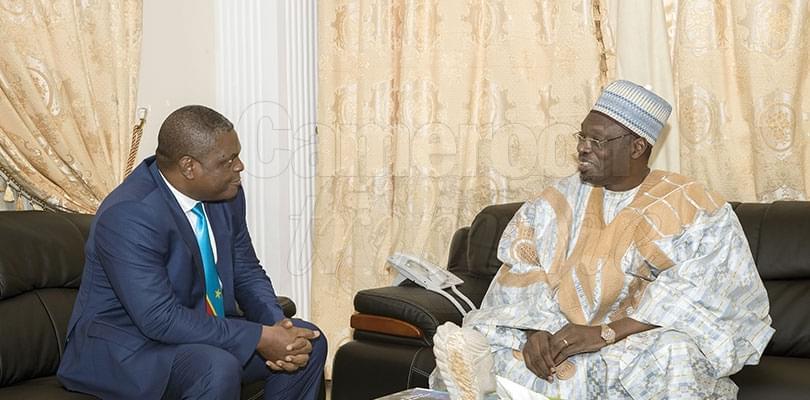 Image : Coopération Cameroon-RDC: en vases communicants