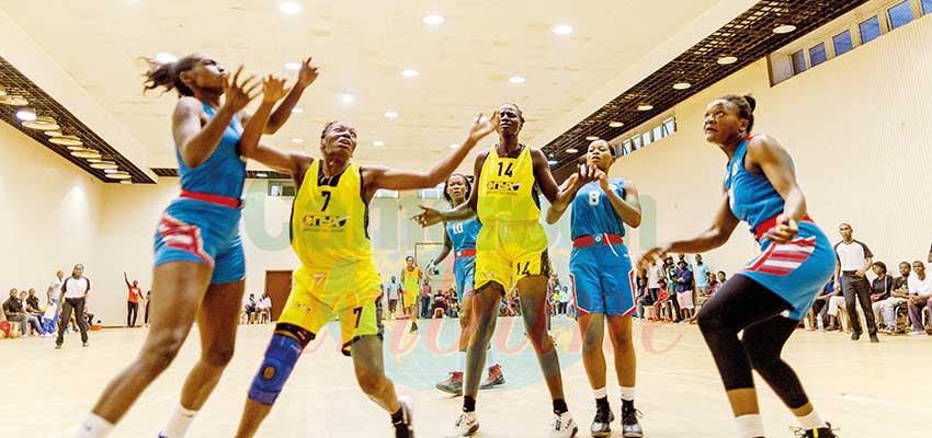 Image : Basketball Championship: Overdose Yaounde Champion