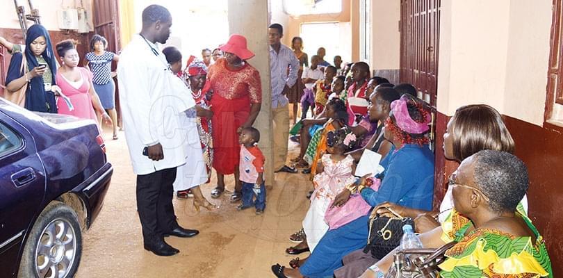 Image : Lutte contre le cancer: une campagne de dépistage à Yaoundé