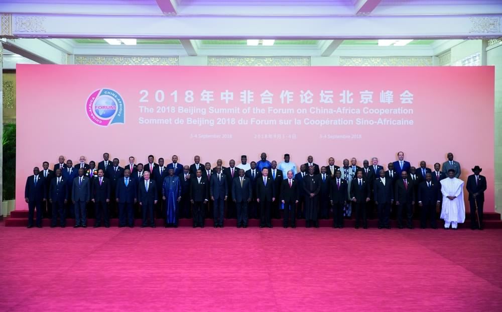 Image : Coopération Chine - Afrique: les grandes leçons de Pékin