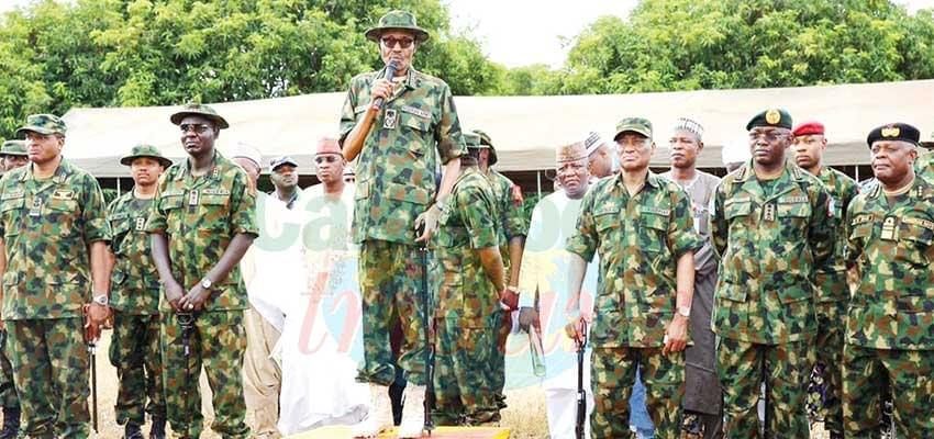Image : Lutte contre Boko Haram: Buhari remobilise les troupes à Maiduguri