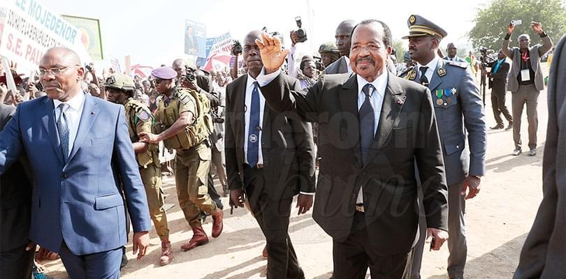 Image : Présidentielle 2018: l'Extrême-Nord s'engage aux côtés de Paul Biya