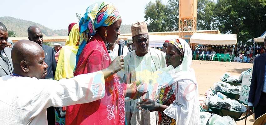 Image : Adamaoua: Tignère aux bons soins du CERAC